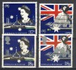 Australia 1988, Bicentenary - Joint Issue (o), Used - 1980-89 Elizabeth II