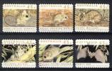 Australia 1992, Threatened Species - Mouse - Bat (o), Used - 1990-99 Elizabeth II