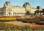 """PARIS : """"Le Palais Du Louvre Et Les Jardins"""" - Louvre"""