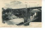 Bern Die Kornhausbrücke 1900 - BE Berne