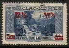 LEBANON   Scott #  151  VF USED - Lebanon
