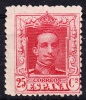 SPAIN Y&T #279A MINT NEVER HINGED ** - 1889-1931 Reino: Alfonso XIII
