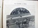 1900 SPORTS A L'EXPOSITION  CORRIDAS  BICYCLETTE A PETROLE FLEURET AVIRON CONCOURS HIPPIQUE DE PARIS LVAGA N° 91 - Journaux - Quotidiens