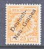Germany  New Guinea  5  * - Colonie: Nouvelle Guinée