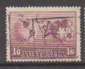 "Australia   1948    ""HERMES  -  Thin Paper -  WMK""    FU  (0) - 1937-52 George VI"