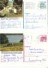 Table Tennis Tischtennis  Postal Stationery 2 Used - Tafeltennis