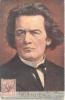 CPA Portrait Komponist Anton Grigorjewitsch Rubinstein CPA CIRCULEE ITALIA 1905 COMPOSITOR RUSO - Cantanti E Musicisti