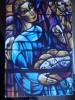 Glasraam Van In De Basiliek Sacré Coeur, Te Koekelberg    (onbeschreven) - Koekelberg