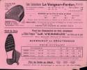 SA DES FERRURES SPICER _ GEORGES NEY A CHÂTEAUBRIANT _ PUBLICITE ILLUSTREE - 1900 – 1949