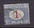 PGL - ITALIA REGNO SEGNATASSE SASSONE N°27 - 1878-00 Humbert I