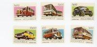 Monzambique-1980-camions -série***MNH- - Camions
