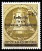 (042) Germany / Allemagne / Berlin  1956  Flood Relief / Hochwasserhilfe / Overprint  ** / Mnh  Michel 155 - [5] Berlin
