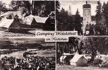 9228   WALDSHUT   CAMPING  Circulée 1964 - Waldshut-Tiengen