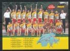 SCHWEIZ P 268 Swiss Rad Team - Radsport