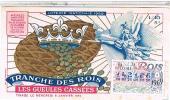 Billets De Loterie.  LES GUEULES CASSEES TRANCHE DES ROIS 1969 ......LO287 - Billets De Loterie