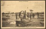 SENEGAL____DAKAR---Un Puits Moderne à Margelle Dans La Brousse---cpsm P.F - Senegal