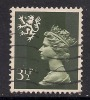 SCOTLAND GB 1974  3 1/2p USED STAMP SG S17 (F31) - Regional Issues