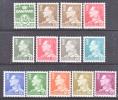 Denmark 382-94    **   1961-3  Issue - Denmark