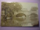 BINGLEY - Cottingley Bridge & Double Decker  Bus  N 390-  1920   (see Zoom ) - Angleterre