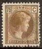 Luxembourg 1926 / 28 - La Grande-Duchesse Charlotte - 1926-39 Charlotte De Perfíl Derecho