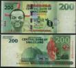 * SWAZILAND 200 EMALANGENI 2010-2011 UNC P NEW - Swaziland