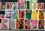 Bénin  2009  (série Complète De 65 Valeurs + 8 Non-émis )   RARISSIME - Superbe - Luxe - - Jamais Proposé - Benin – Dahomey (1960-...)