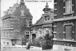 Fontaine-l'Evêque 25: L'Ecole Des Filles 1913 - Fontaine-l'Evêque
