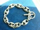 Bracelet Argent 925°/000 ! 23,5 Cm - 67 Grs - Bracelets