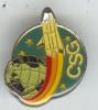 Pin´s - Espace - Navette Spaciale - CSG  - Signé Tosca - Fusée - Space - Ohne Zuordnung