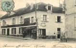 Saint Michel Sur Orge : Le Restaurant Meunier. 2 Scans. Edition Breger Frères - Saint Michel Sur Orge