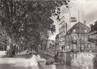 """FRANCE - AK 84863 Brive - Le Canal Et L'Hotel """"Le Quercy"""" - Arnac Pompadour"""