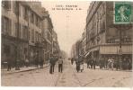 CPA 93 PANTIN LA RUE DE PARIS  RARE  BELLE CARTE !! - Pantin
