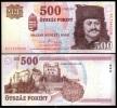 Hungary - 500 Forint 2011 UNC - Hongrie