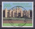 COTE D'IVOIRE:  N°710A Oblitéré  - Cote 10€ -