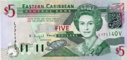 CAYMAN 1 DOLLAR 1974 (1985) P 5 B UNC - Iles Cayman