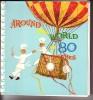COOKING - Around The World In 80 Dishes, Year 1961 - Keuken, Gerechten En Wijnen