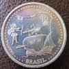 VF MOEDA DE PORTUGAL 200$00  BRASIL 1999 - Portogallo