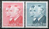 Monaco -YT N° 1375/75 - Princes Rainier III Et Albert - Sin Clasificación
