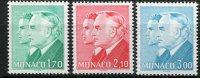 Monaco -YT N° 1430/32 - Princes Rainier III Et Albert - Sin Clasificación