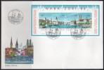 Suisse - FDC - 1984 - Naba Zurich  (Grand Format) - FDC