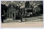 EXPOSITION UNIVERSELLE 1900  EXPOSITION DE L'INDO-CHINE CARTE PRECURSEUR - Exposiciones