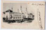 EXPOSITION DE 1900  LA PORTE DES INVALIDES CARTE PRECURSEUR - Expositions