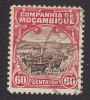 Mozambique Company, Scott #139, Used, Cattle, Issued 1923 - Mozambique