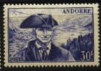 ANDORRE:  N° 137 ** Neuf   , Cote 43,00€ Au Quart De Cote - Stamps