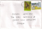 Spain 2011. Cover With Butterfly Stamp - 2011-... Covers