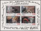 """France (1995) - 1er Siècle Du Cinéma / 1st Century Of Cinema. Projecteur / Film Projector. Bobines / Rolls. """"La Bête"""". - Cinéma"""