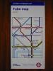 London Underground Tube Map May 2010 Barbara Kruger - Maps