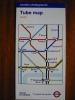 London Underground Tube Map July 2010 Barbara Kruger - Maps