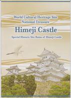 Brochure World Cultural Heritage - Himeji Castle - Japan - Boeken, Tijdschriften, Stripverhalen