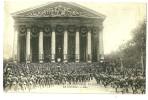 Paris . Autres & Non Classés. Les Fètes De La Victoire Le 14 Juillet 1919. La Madelaine. - Zonder Classificatie
